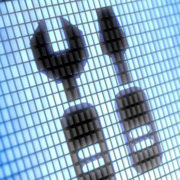 ativos monitorados por sensores RTLS