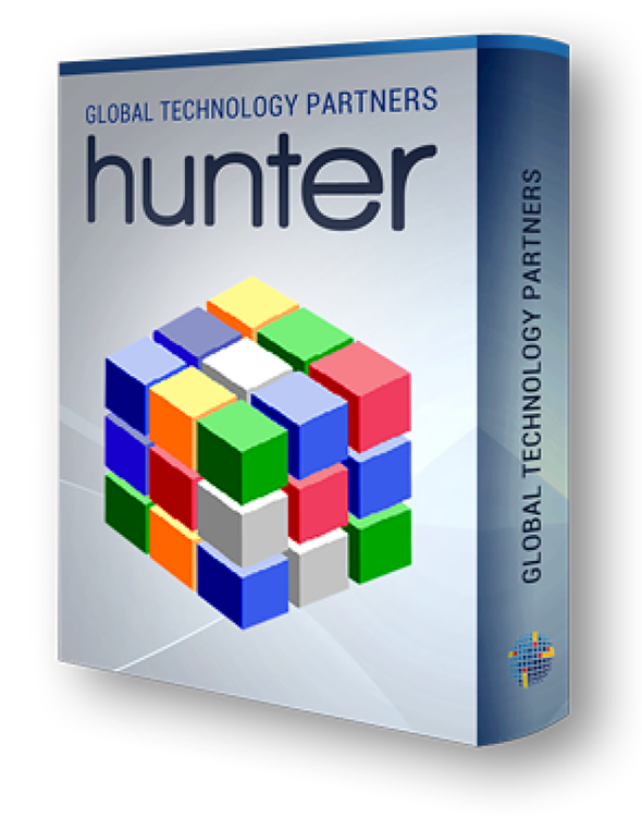 Capa do software Hunter IoT Visibility Manager