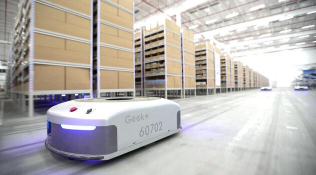 Robôs Autônomos Móveis